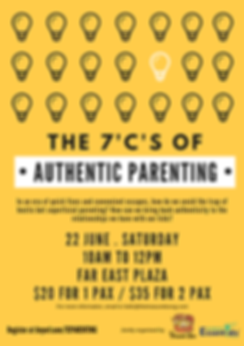 7'C's of authentic parenting Poster.png