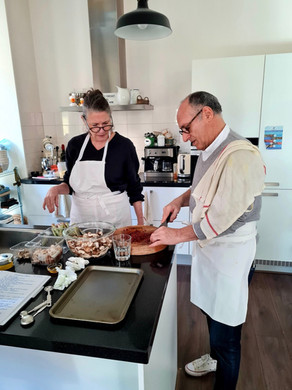 Hands-On French & Mediterranean cooking classes with a Michelin accredited chef