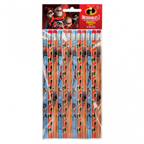 Incredibles Pencils