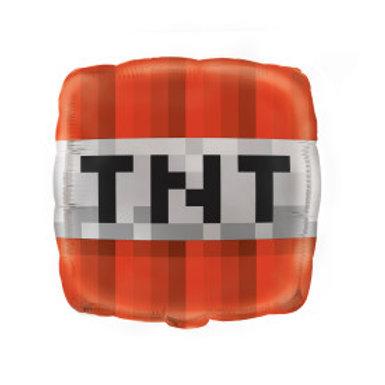 """Minecraft 18"""" Foil Balloon"""
