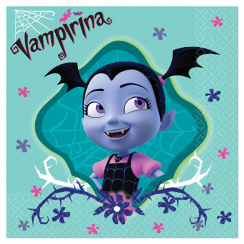 VAMPIRINA Bev Napkins