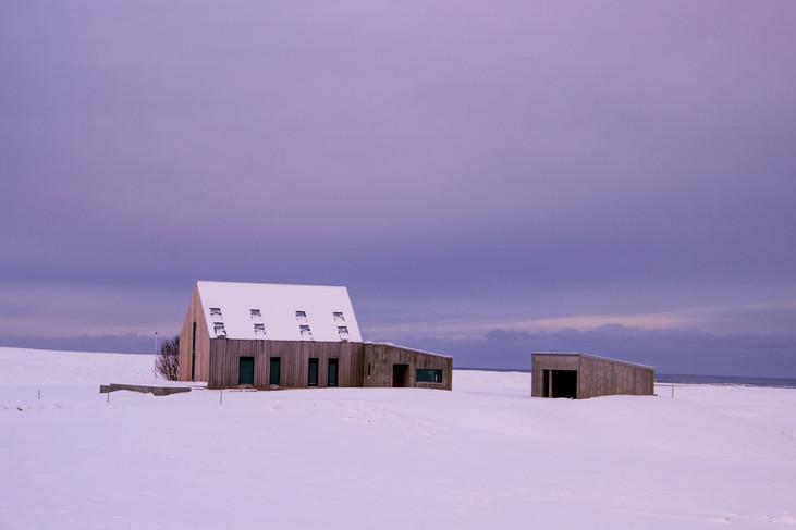 """Icelandic Farm"" Iceland. 2018"