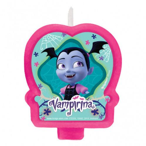 Disney Vampirina Birthday Candle