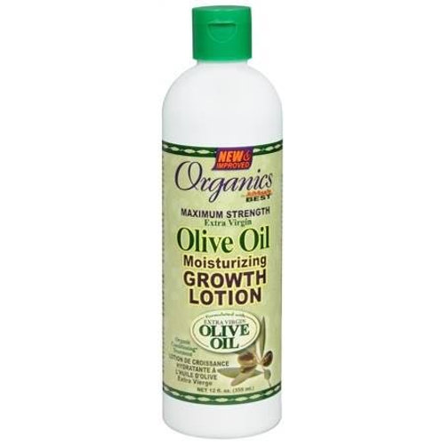 Organics Olive Oil Moisturizing Growth Lotion 355 ml
