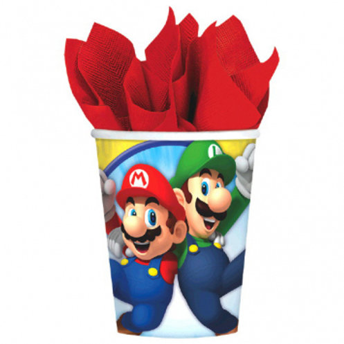 Super Mario Brothers™ Cups