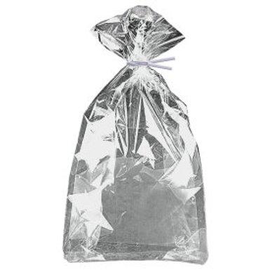 SILVER FOIL CELLO BAG 5X11