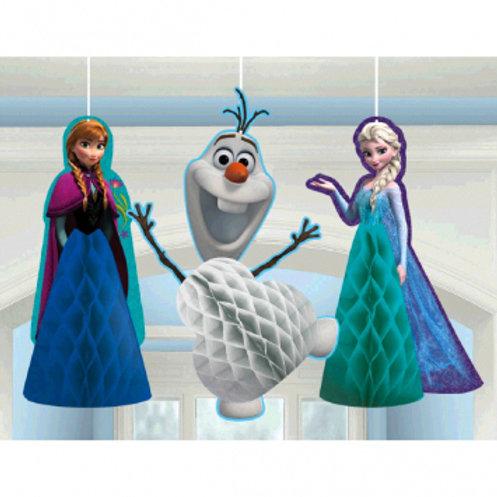 Frozen Hnycmb Deco