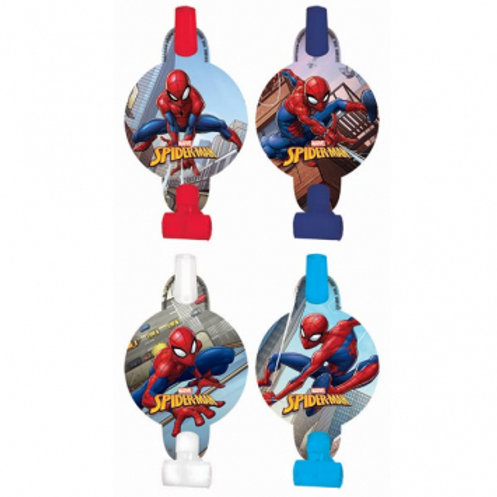 Spider-Man Webbed Blowouts