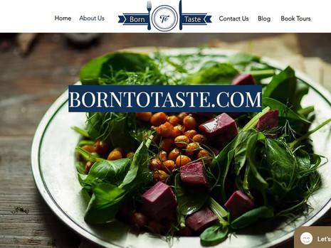 Born To Taste