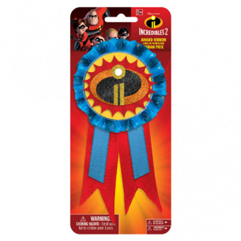 Incredibles Award Ribbon