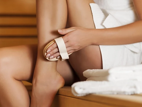 Dry Body Brushing - A detox for the skin