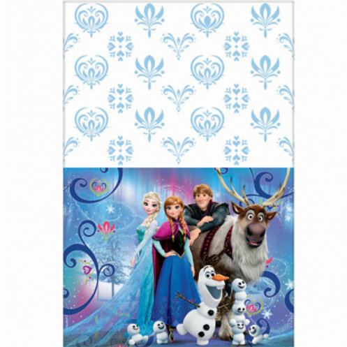 Frozen Magic Plastic Tablecover