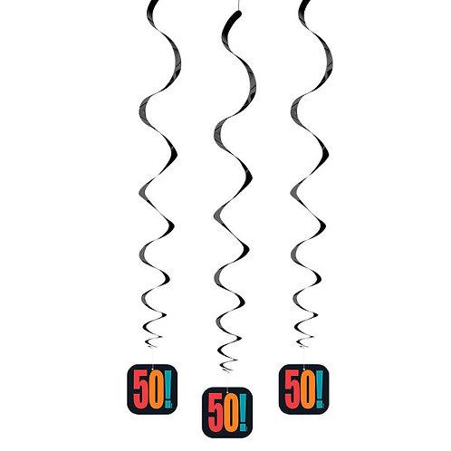 Birthday Cheer Hang Swirl-50