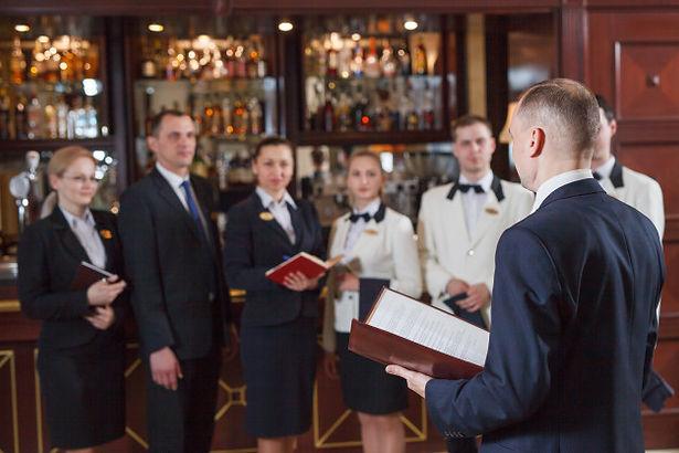 hospitality supervisor