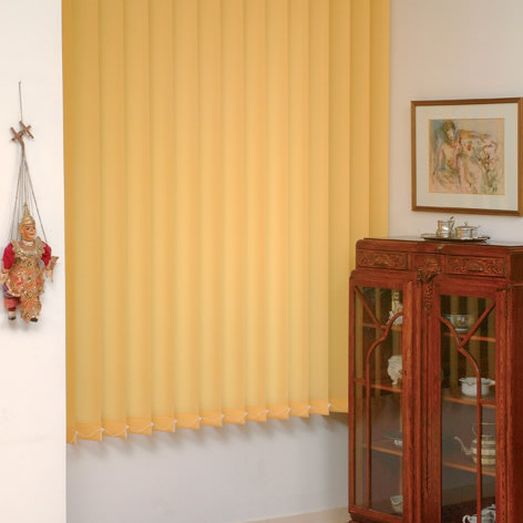 Vertical blinds North London