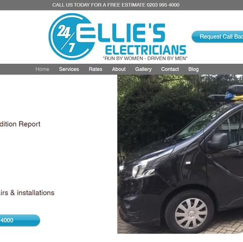 Ellies Electricians