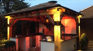BBQ Garden Lights