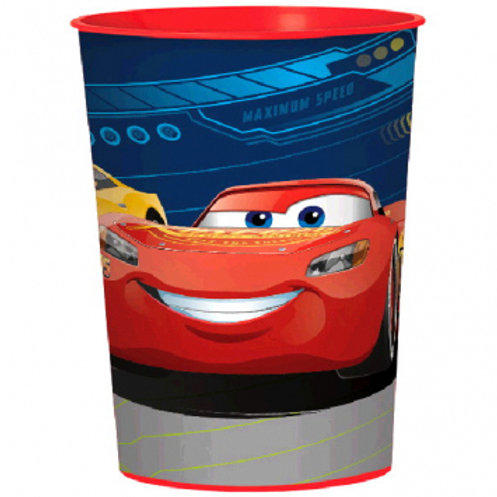 DISNEY CARS 3 Favor Cup