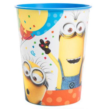 Despicable Me Plastic Cup