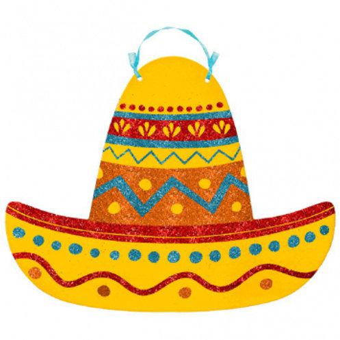 Fiesta Sign Sombrero