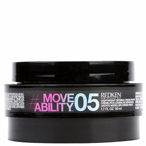 Redken Styling Move Ability 05 Lightweight Defining Cream-Paste 1.7oz