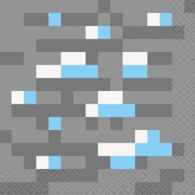 Minecraft Bev Napkins