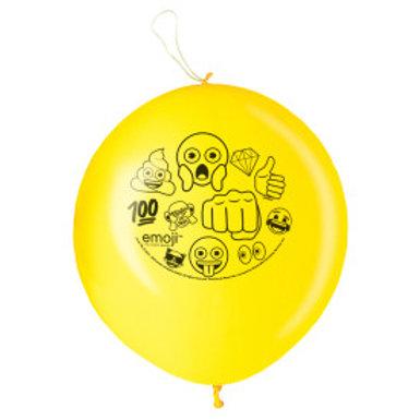 Emoji Punch Balloon