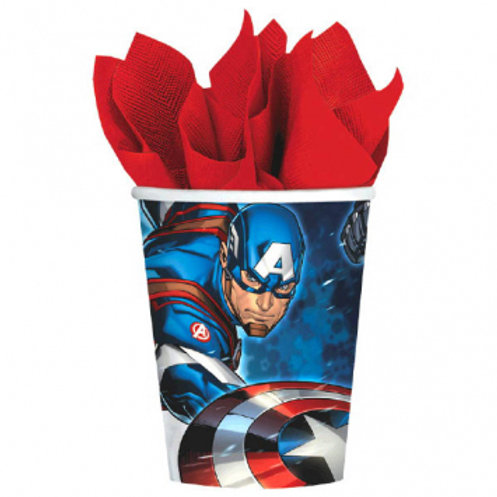 Epic Avengers Cups