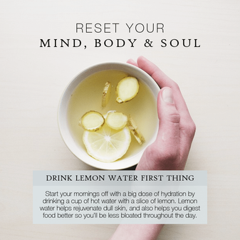 Reset your Mind, Body & Soul Challenge