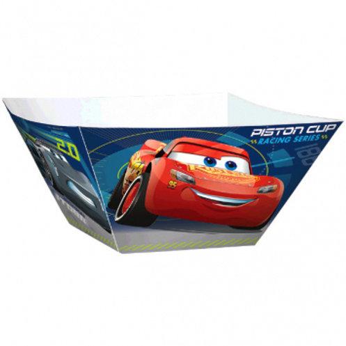 DISNEY CARS 3 Paprer Bowls - 3Pk