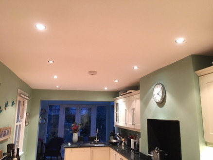 Kitchen Spot lights