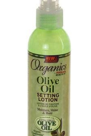 Organics Olive Oil Setting Lotion 177 ml