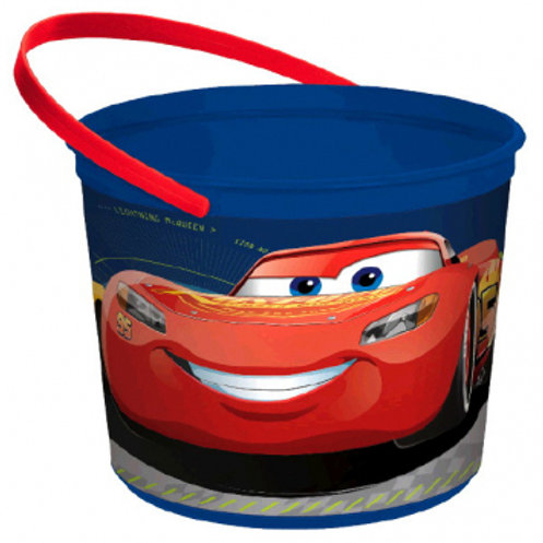 DISNEY CARS 3 Favor Container