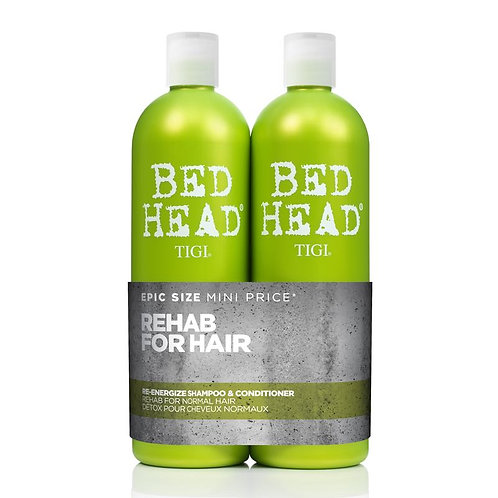Urban Antidotes - Level 1 - Re-Energize Tween Set - Shampoo 750ml & Conditioner