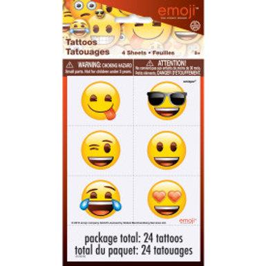 Emoji Tattoos