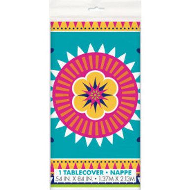 Boho Fiesta Tablecover 54X84