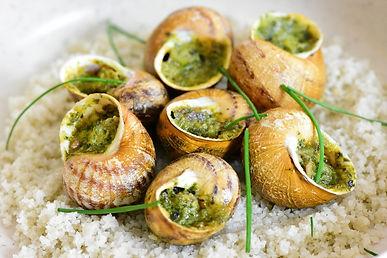 Escargots Bourguignon