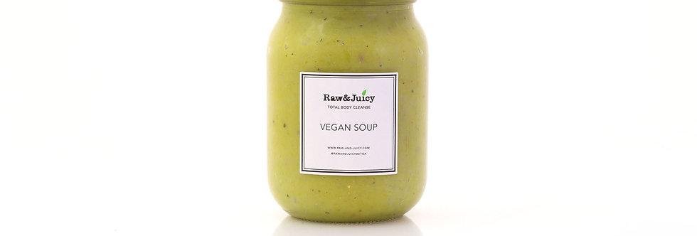 Broccoli & Coconut soup