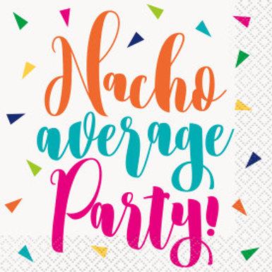 Boho Nacho Average Party Bev Nap