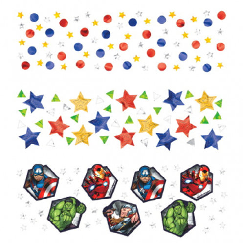 Epic Avengers Confetti
