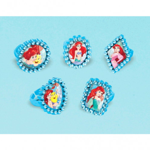 Disney Ariel Dream Big Jewel Rings