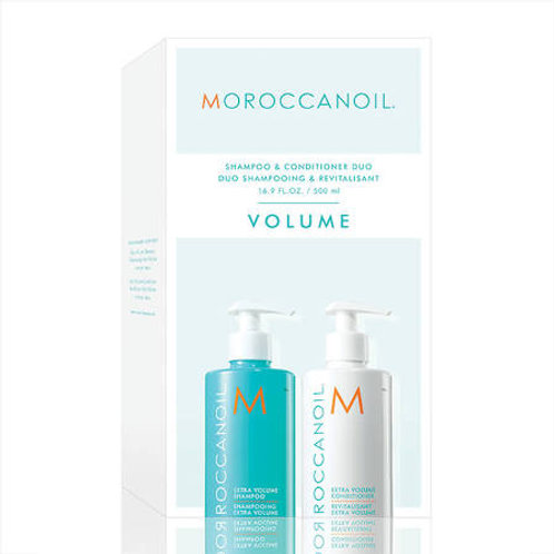 Moroccanoil Shampoo & Conditioner Volume Duo 500ml/500ml