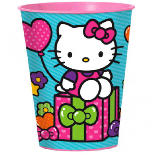 Hello Kitty Rainbow Favor Cup