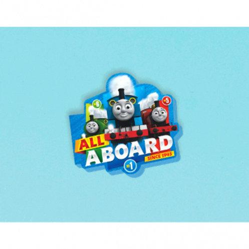Thomas All Aboard Die Cut Notepad
