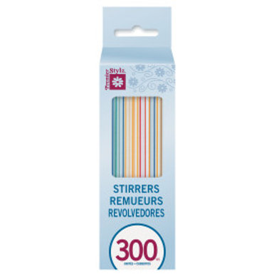 STRAW STIRRERS