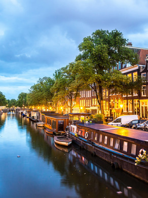 Chef Eliane's Food Tour: a perfect way to experience Amsterdam.