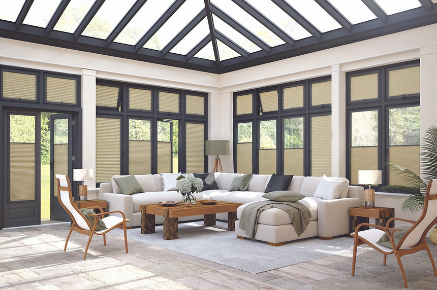 Conservatory Blinds North London