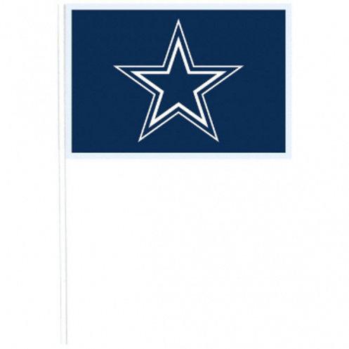 Dallas Cowboys Plastic Flag