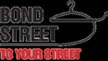 Bond Street Toy Your Street Logo
