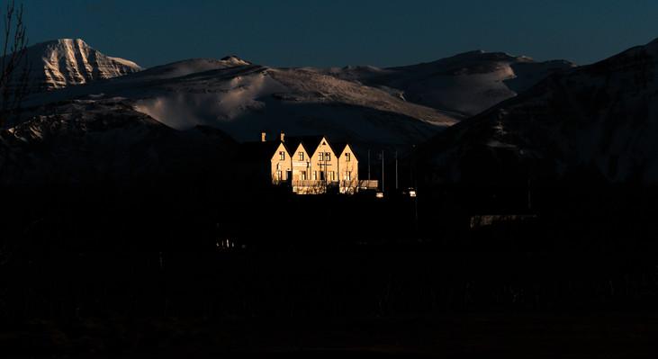 """Let your Light Shine"" Iceland. 2018"